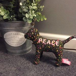 Victoria Secret Floral Peace Dog